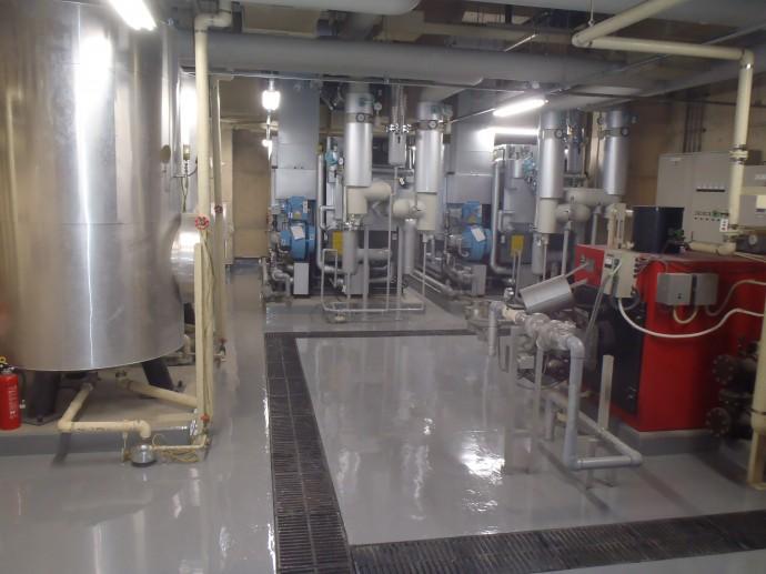 神奈川職業訓練支援センター_機械室