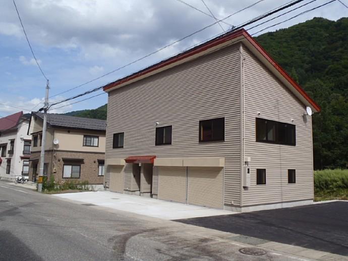檜枝岐・尾瀬合同森林事務所庁舎新築工事