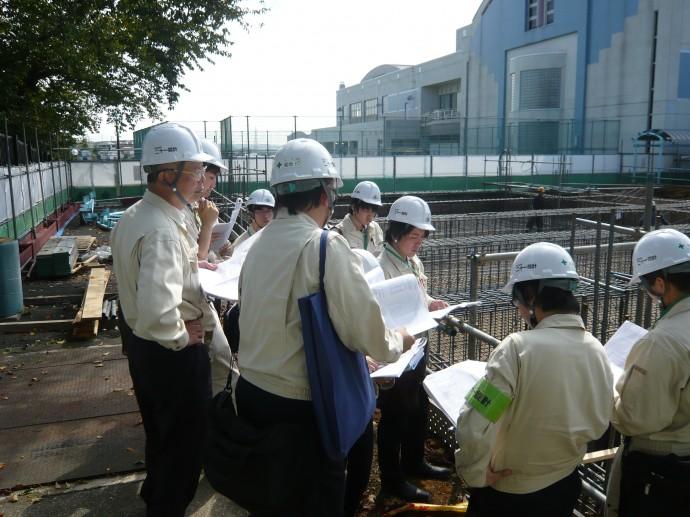 戸塚高等学校現場見学会②