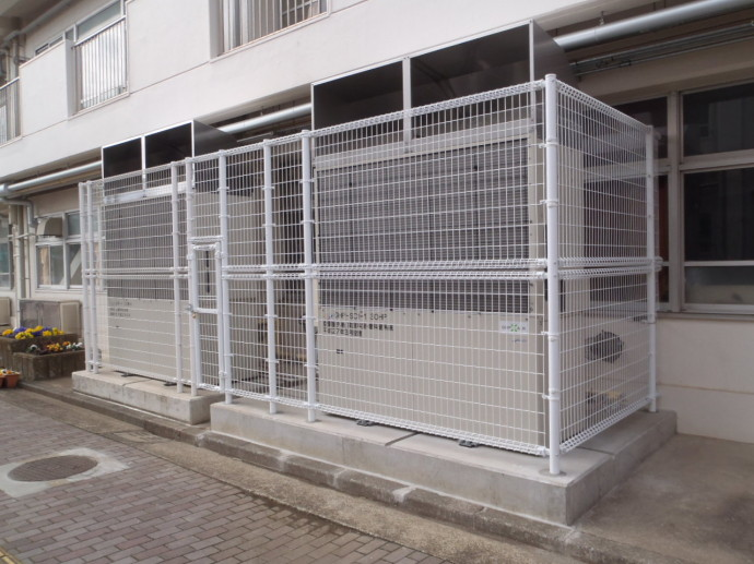 二谷小学校ほか23校空調設備設置その他工事監理業務委託