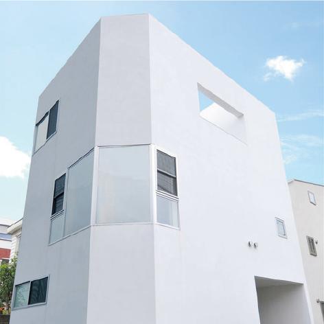 16坪の小さな家